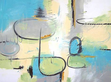 Bosa Nova I by Jane Robinson