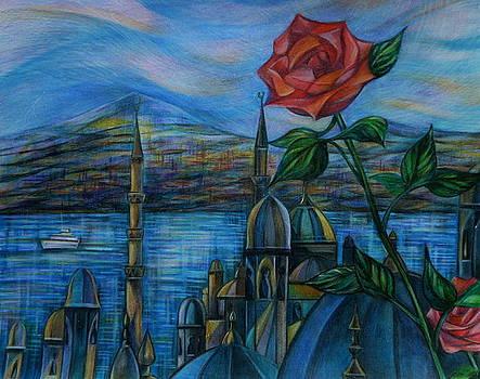 Bosphorus Melody by Anna Duyunova