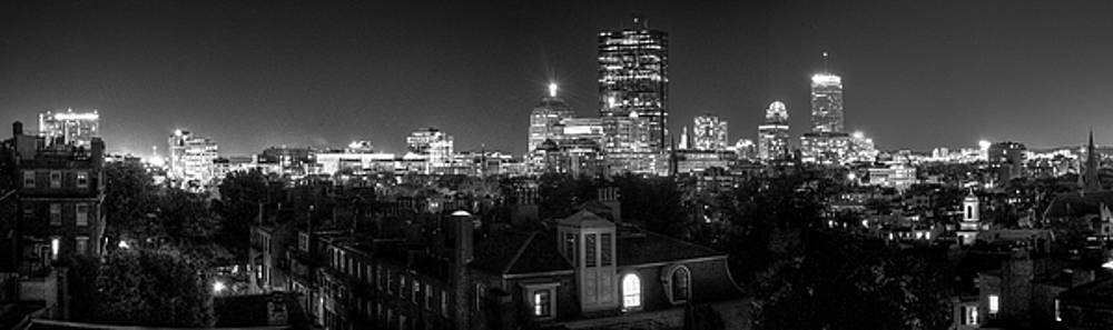 Boston After Dark by Andrew Kubica
