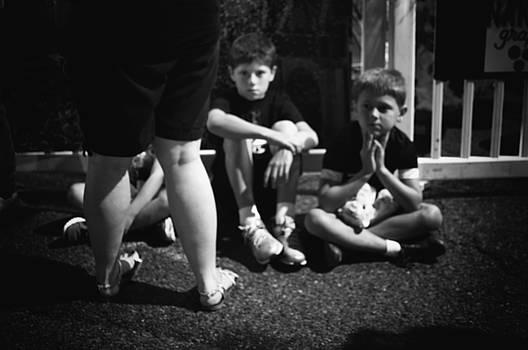 Boston Boys by Kate Hannon