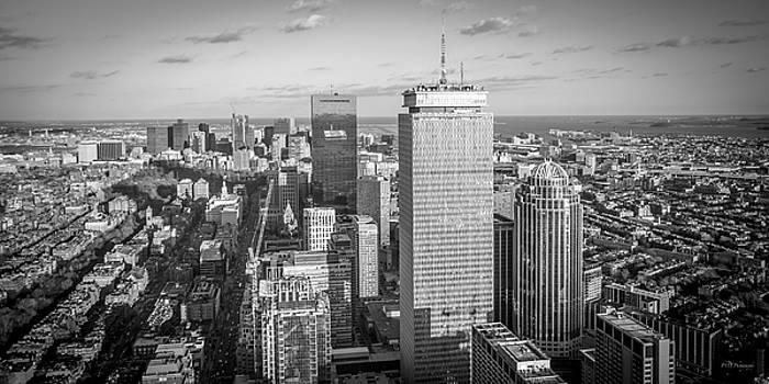 Boston By Air by Paul Treseler