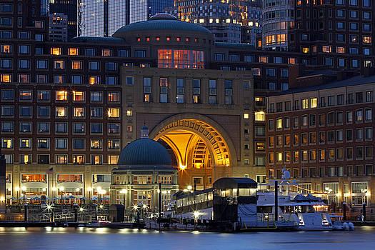 Juergen Roth - Boston Harbor Hotel Arch and Rotunda