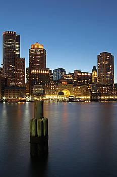 Juergen Roth - Boston Harbor Walk