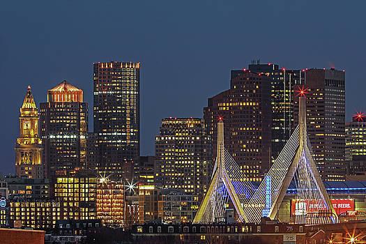 Juergen Roth - Boston Nightlight