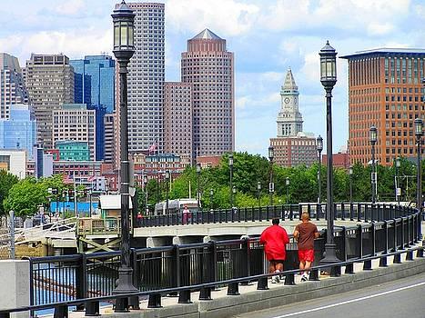 Boston by Oleg Zavarzin