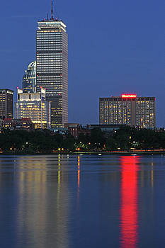Juergen Roth - Boston Prudential Tower and Sheraton Hotel Boston