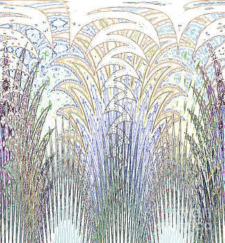 Botanical Fantasy by Ann Johndro-Collins