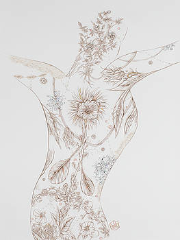 Botanicalia Claire by Karen Robey