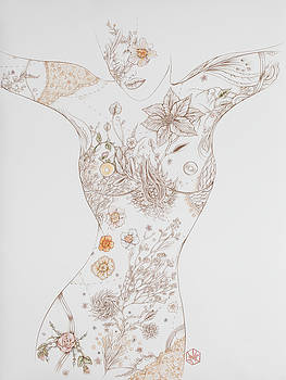 Botanicalia Erica-Sold by Karen Robey