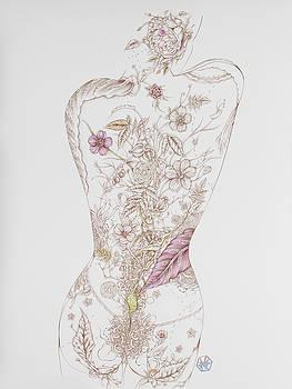 Botanicalia Tristan by Karen Robey