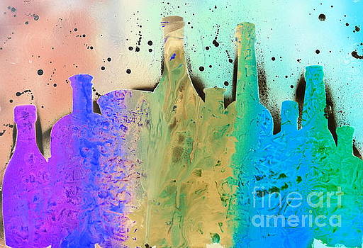 Bottle City Invert by Justin Moore