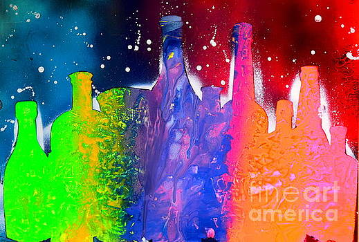 Bottle City Pop by Justin Moore