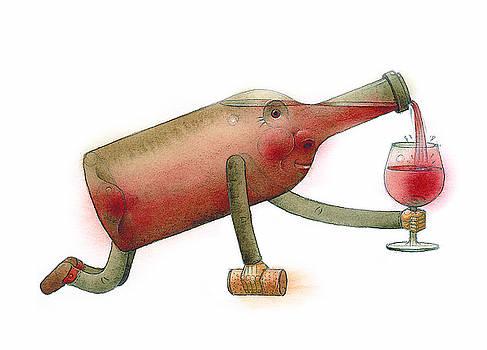 Kestutis Kasparavicius - Bottle