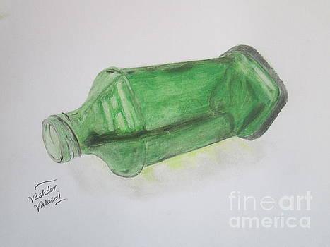 Bottle by Vashdev Valasai