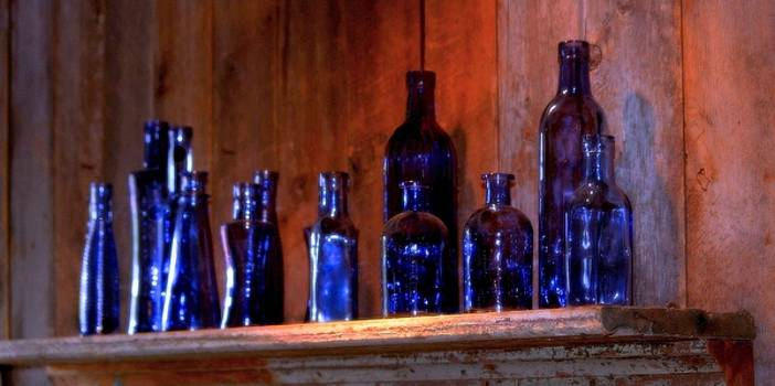 Rosanne Jordan - Bottled Blues