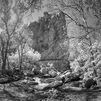 Boulder Creek South by Lynn Palmer
