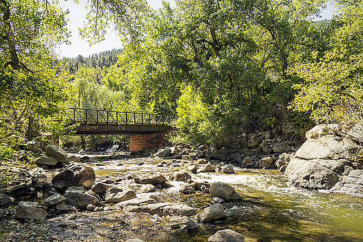 Lynn Palmer - Boulder Creek Trail Bridge