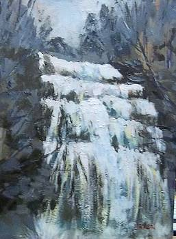 Boundry Falls by Fred Urron