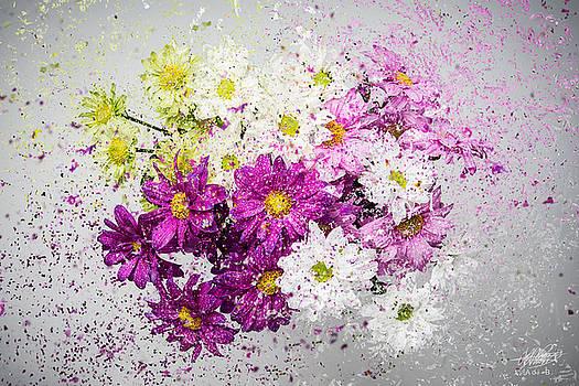 Bouquet Boom by Adnan Bhatti