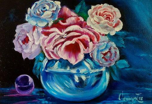 Bouquet by Jenny Lee