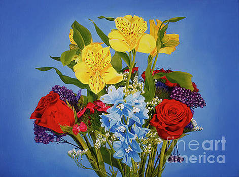 Bouquet by Sid Ball