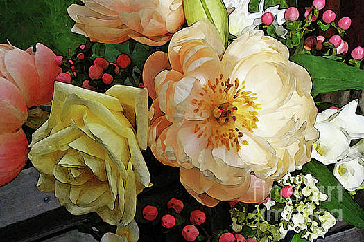 Bouquet2 by Betsy Zimmerli