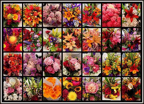 Bouquets by Farol Tomson