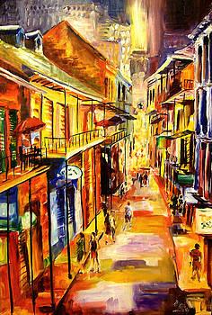 Bourbon Street Glitter by Diane Millsap