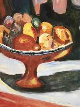 Bowl of Passion by Helena Bebirian