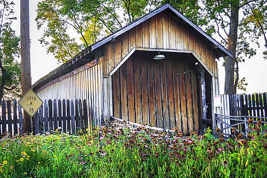 Jack R Perry - Bowman Mill/Redington Covered Bridge