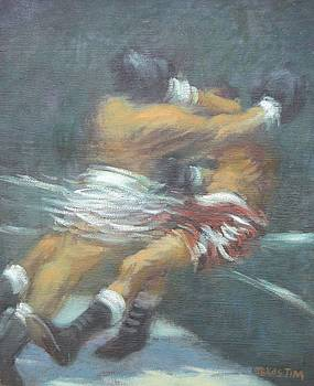 Boxers In Motion by Texas Tim Webb