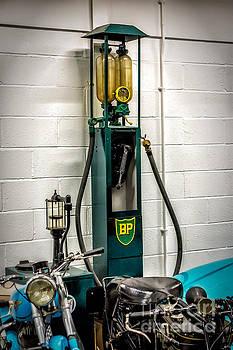 Adrian Evans - BP Gas Pump