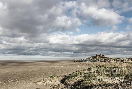Brancaster Beach Norfolk England by John Edwards