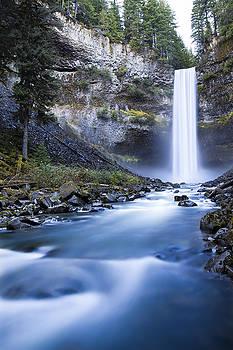 Brandywine Falls by Windy Corduroy