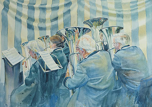 Brass Band by Gilly Marklew