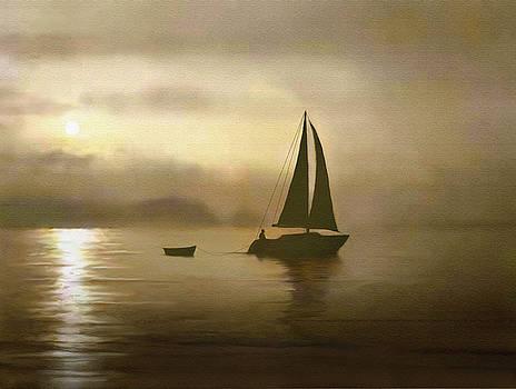 Brass Sail by Robert Foster