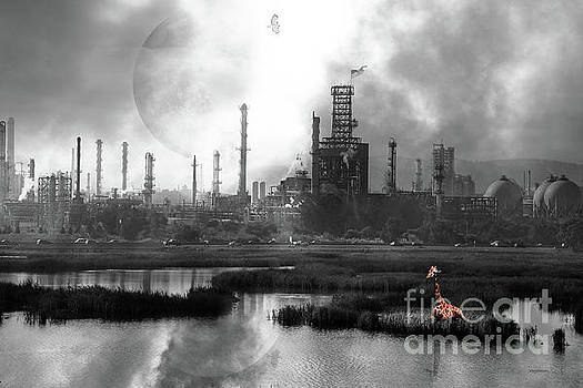 Wingsdomain Art and Photography - Brave New World 7d10358 v3 bw