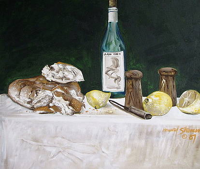 Bread and Wine by Howard Stroman