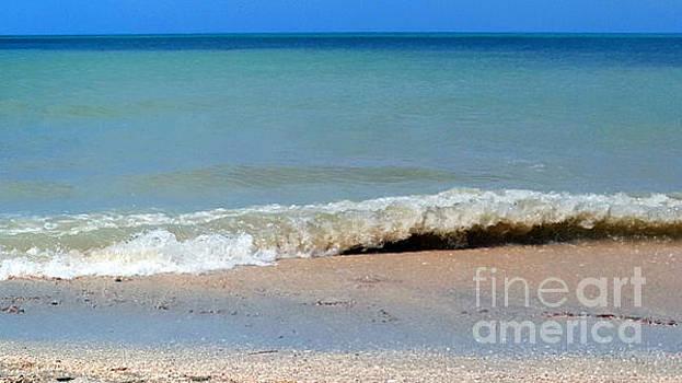Break in the Sand by Jeanne Forsythe