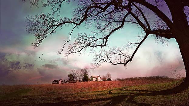Break of Dawn by John Rivera