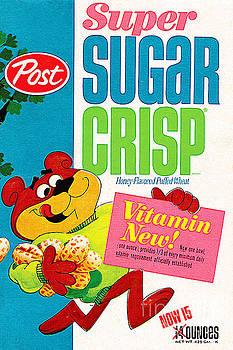Wingsdomain Art and Photography - Breakfast Cereal Super Sugar Crisp Pop Art Nostalgia 20160215