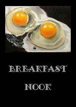 Joyce Geleynse - Breakfast Nook Poster
