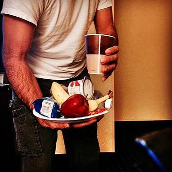 Breakfast Of Champions #breakfast by Francisco Colon