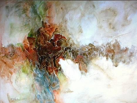 Breaking Out II by Mary Jean Henke