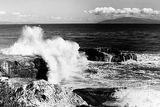 Breaking Waves  by Chris Berry