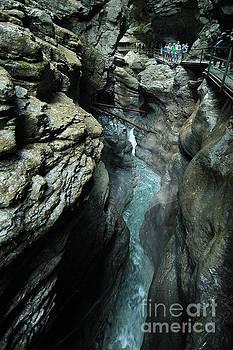 Breitach gorge Oberstdorf 8 by Rudi Prott