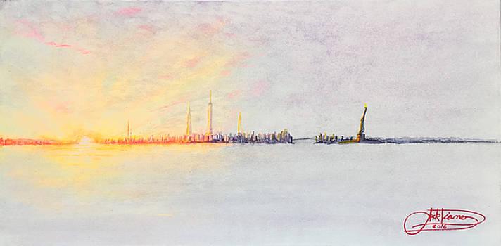 Brialliant Sunset by Jack Diamond