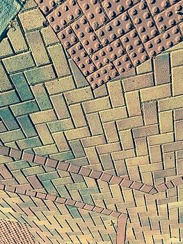 Brickwork Tapestry by Douglas Fromm