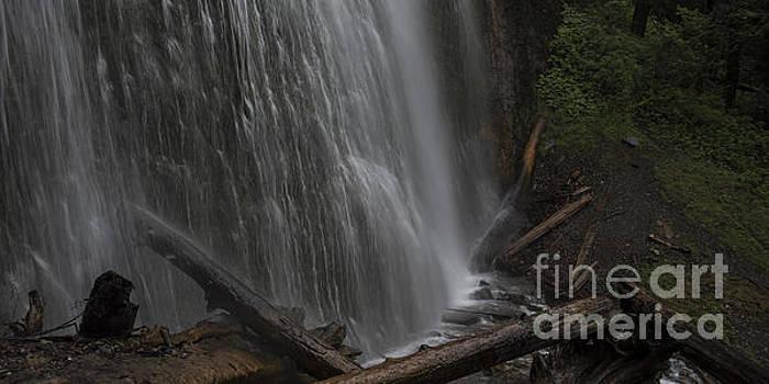 Rod Wiens - Bridal Veil Falls