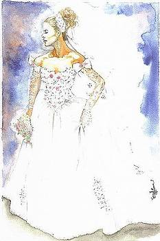 Bride by Cecill Woods
